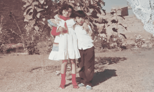My early years…